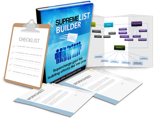 The Supreme List Builder